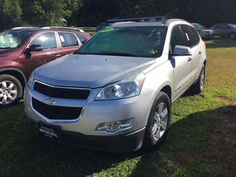 2009 Chevrolet Traverse for sale in Townshend, VT