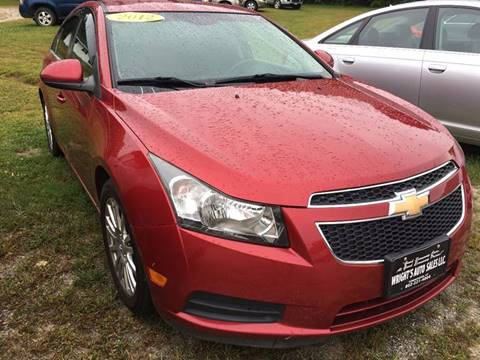 2012 Chevrolet Cruze for sale in Townshend, VT