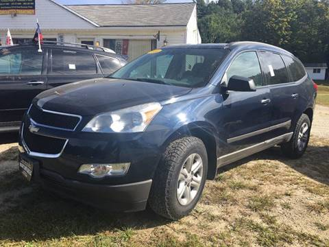 2010 Chevrolet Traverse for sale in Townshend, VT