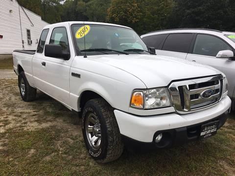 2009 Ford Ranger for sale in Townshend, VT