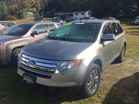 2008 Ford Edge for sale in Townshend, VT