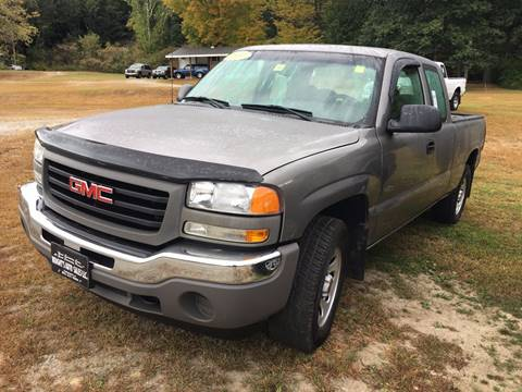 2007 GMC Sierra 1500 Classic for sale in Townshend, VT