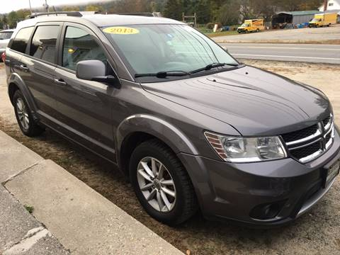 2013 Dodge Journey for sale in Townshend, VT