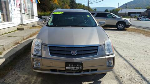 2004 Cadillac SRX for sale in Townshend, VT