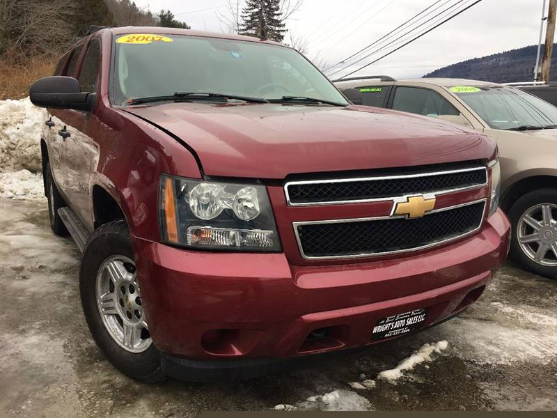 2007 Chevrolet Tahoe LS 4dr SUV 4WD - Townshend VT