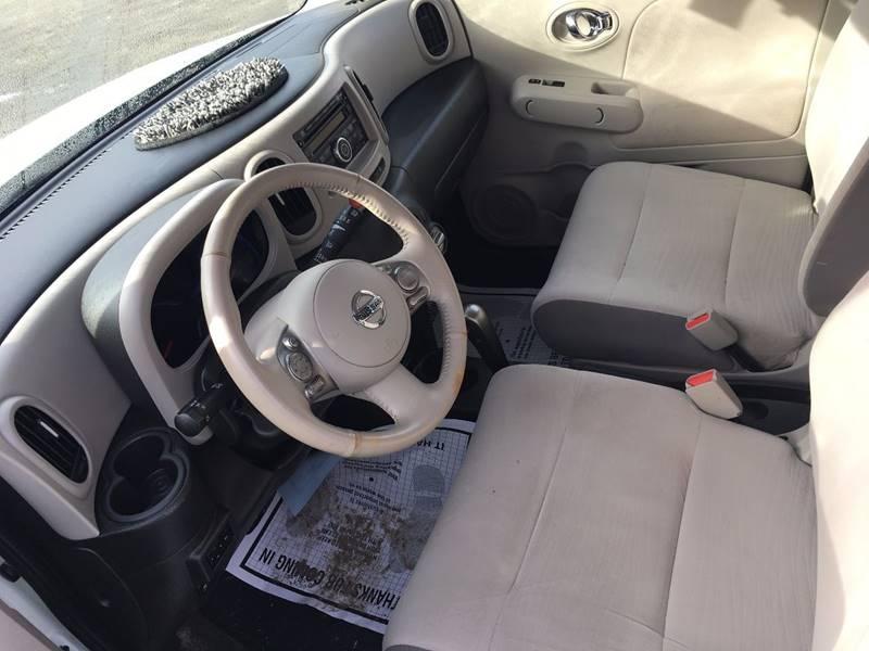 2011 Nissan cube 1.8 S 4dr Wagon CVT - Townshend VT