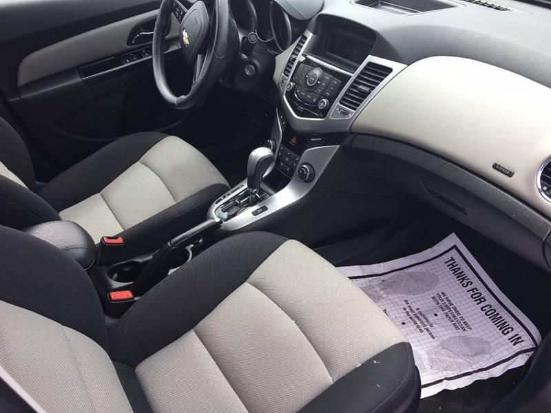 2012 Chevrolet Cruze LS 4dr Sedan - Townshend VT