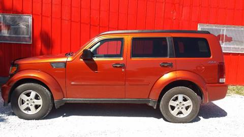 2009 Dodge Nitro for sale at Mayfield Motors in Boonville MO