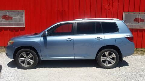 2008 Toyota Highlander for sale at Mayfield Motors in Boonville MO
