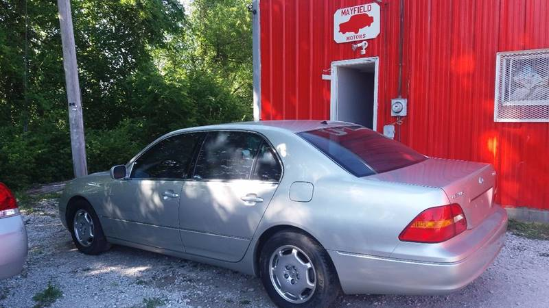 2002 Lexus LS 430 for sale at Mayfield Motors in Boonville MO