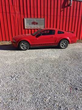 2005 Ford Mustang for sale in Boonville, MO
