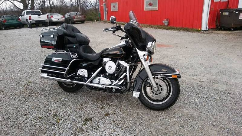 1998 Harley-Davidson Electra Glide for sale at Mayfield Motors in Boonville MO