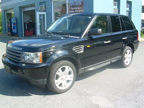 2006 Land Rover Range Rover Sport for sale at Kars on King Auto Center in Lancaster PA