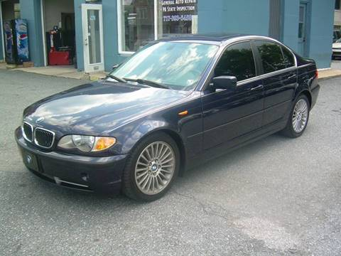 2002 BMW 3 Series for sale at Kars on King Auto Center in Lancaster PA