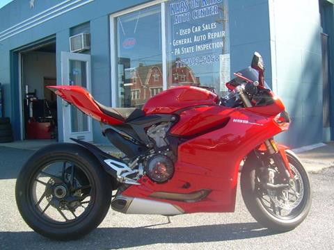 2013 Ducati Panigale abs