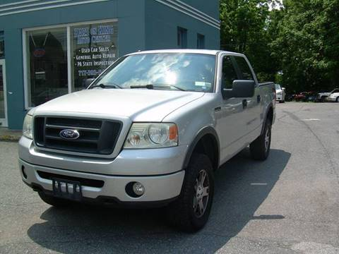 2007 Ford F-150 for sale at Kars on King Auto Center in Lancaster PA