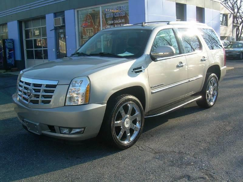 2007 Cadillac Escalade for sale at Kars on King Auto Center in Lancaster PA
