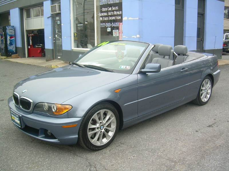 Bmw Series Ci Dr Convertible In Lancaster PA Kars On - 2004 bmw convertible
