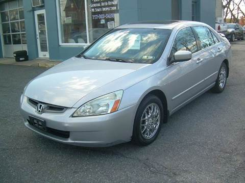 2004 Honda Accord for sale at Kars on King Auto Center in Lancaster PA