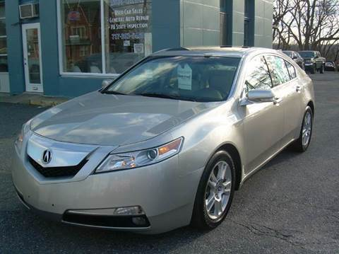 2009 Acura TL for sale at Kars on King Auto Center in Lancaster PA