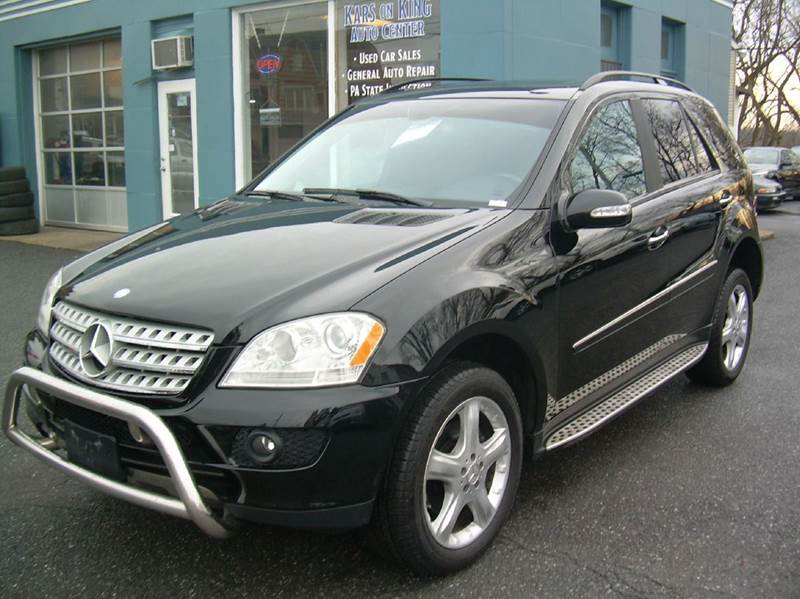2007 Mercedes Benz M Class AWD ML 350 4MATIC 4dr SUV   Lancaster PA