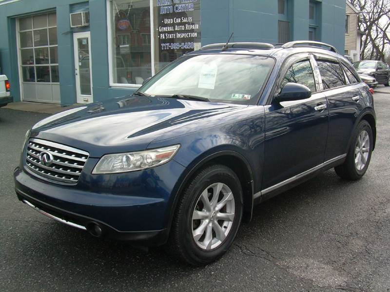 2006 Infiniti FX35 for sale at Kars on King Auto Center in Lancaster PA