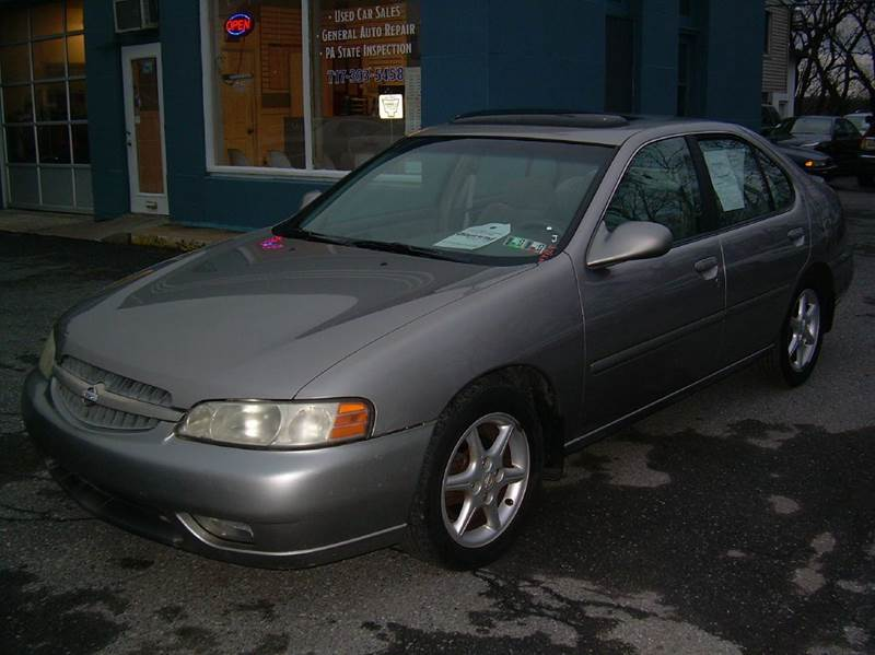 2000 Nissan Altima for sale at Kars on King Auto Center in Lancaster PA