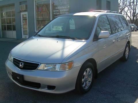 2004 Honda Odyssey for sale at Kars on King Auto Center in Lancaster PA