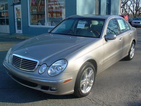 used mercedes benz for sale in lancaster pa