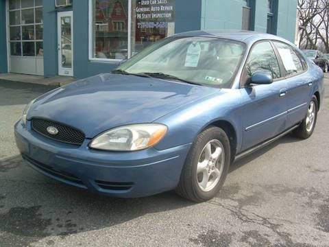 2004 Ford Taurus for sale at Kars on King Auto Center in Lancaster PA