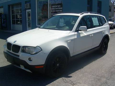 2007 BMW X3 for sale at Kars on King Auto Center in Lancaster PA