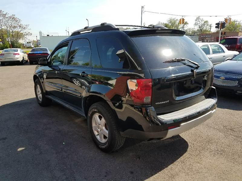 2006 Pontiac Torrent 4dr SUV - Warren MI