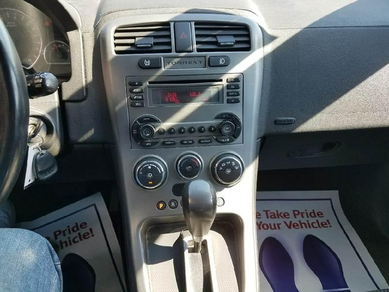 2006 Pontiac Torrent 4dr SUV - Warren MI