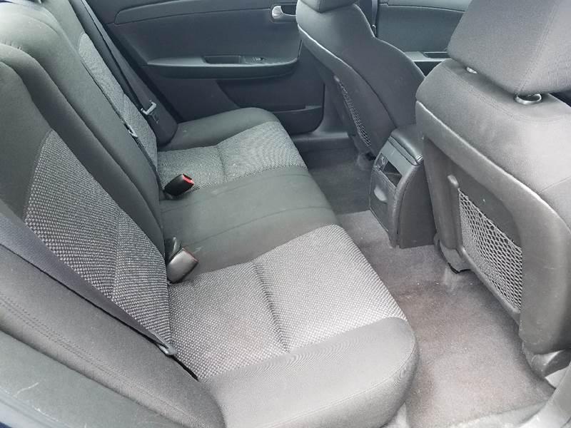 2011 Chevrolet Malibu LT 4dr Sedan w/1LT - Warren MI