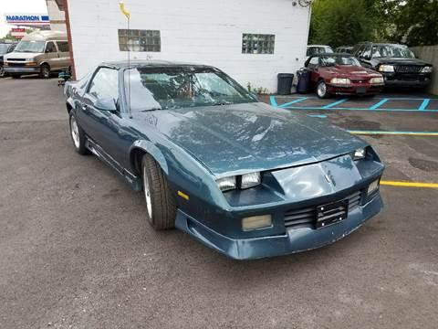 1992 Chevrolet Camaro for sale in Warren, MI
