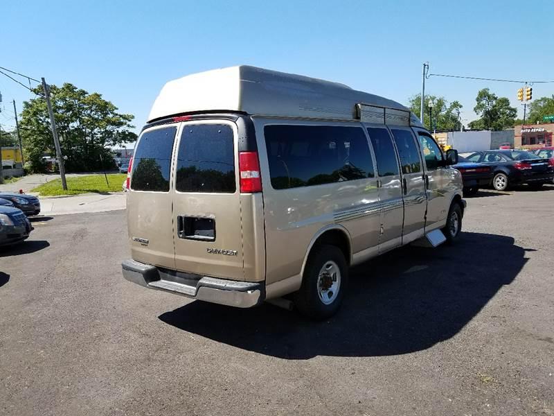 2006 Chevrolet Express Cargo Extended - Warren MI