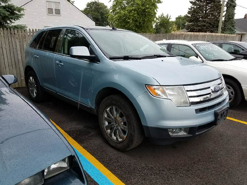 2008 Ford Edge AWD Limited 4dr Crossover - Warren MI