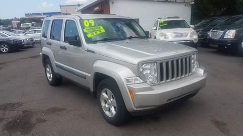 2009 Jeep Liberty for sale in Warren, MI