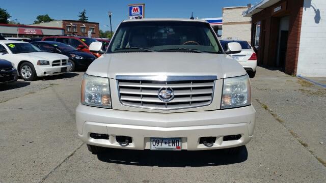 2004 Cadillac Escalade ESV AWD 4dr SUV - Warren MI