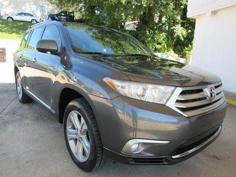2013 Toyota Highlander For Sale In Gastonia, NC