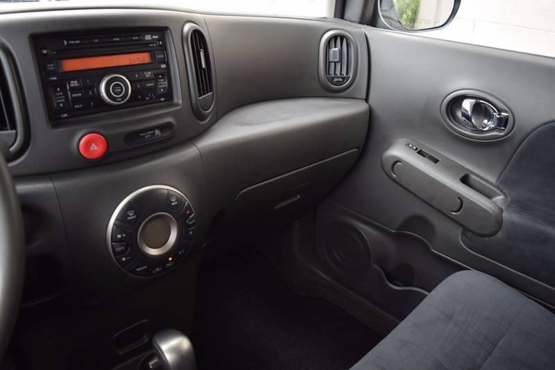 2009 Nissan cube 1.8 S 4dr Wagon CVT - Springdale AR