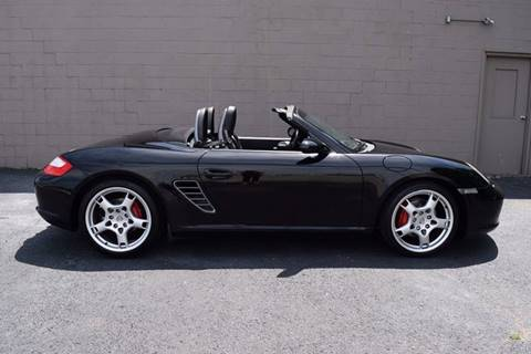 2005 Porsche Boxster for sale at Precision Imports in Springdale AR