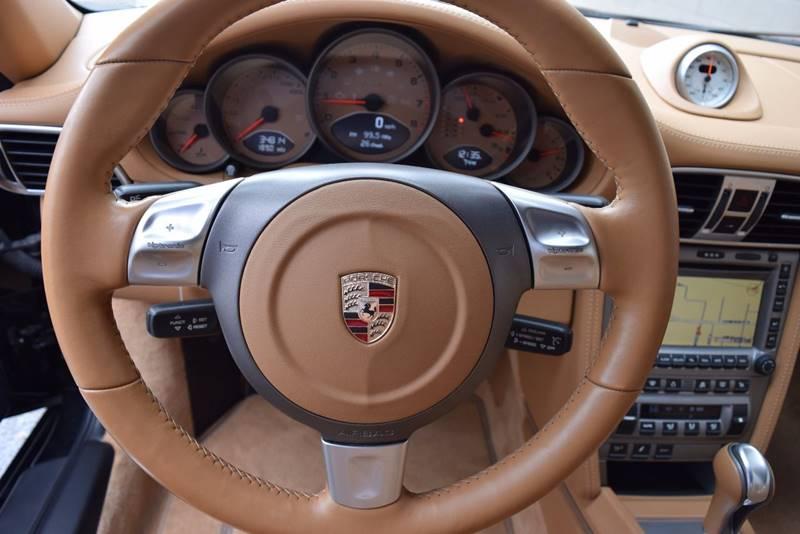2008 Porsche 911 AWD Turbo 2dr Convertible - Springdale AR