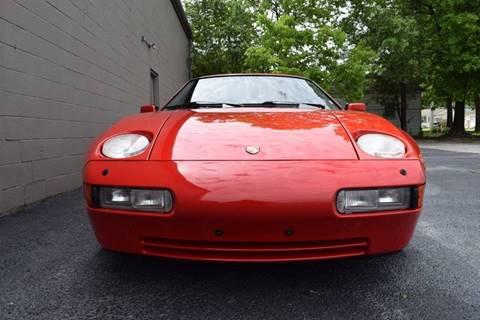 1989 Porsche 928 for sale at Precision Imports in Springdale AR