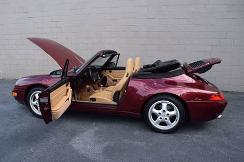 1996 Porsche 911 for sale at Precision Imports in Springdale AR