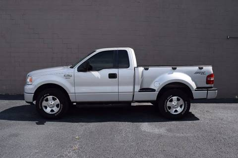 2006 Ford F-150 for sale at Precision Imports in Springdale AR