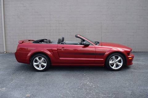 2008 Ford Mustang for sale at Precision Imports in Springdale AR