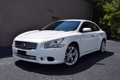 2012 Nissan Maxima for sale at Precision Imports in Springdale AR