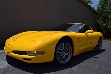 2003 Chevrolet Corvette for sale at Precision Imports in Springdale AR