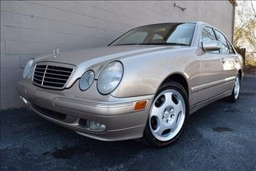 2000 Mercedes-Benz E-Class for sale in Springdale, AR